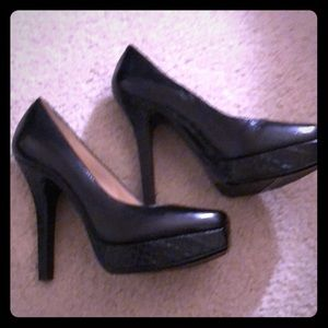 Nine West brand new platform heels